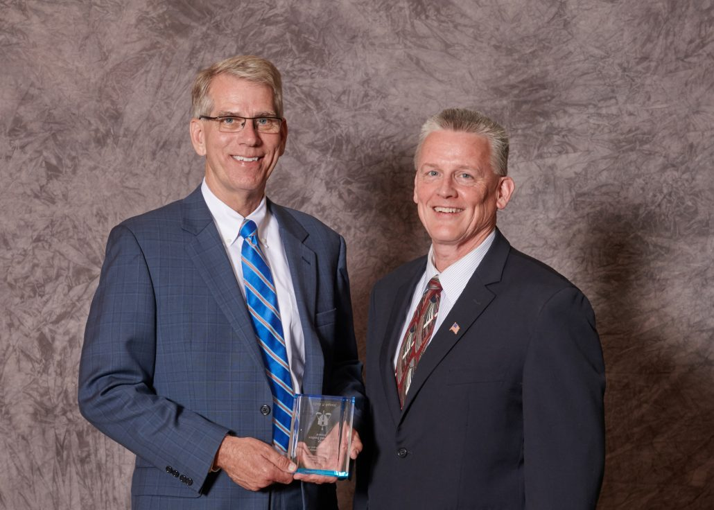 Nebraska County Attorneys Association Prosecutor of the Year Award